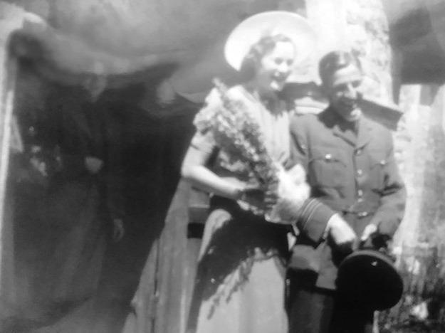 Niel and Budge's wedding